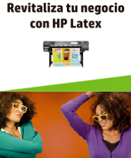 Evento Latex Valencia Solitium HP Cartel