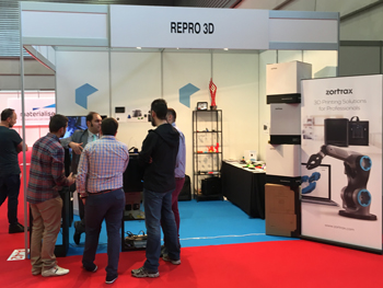 Stand RePro 3D