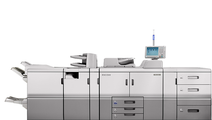 Ricoh production printing